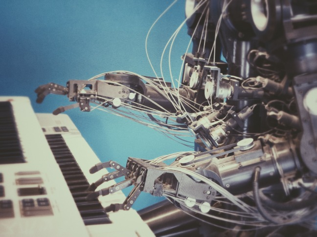 Could a Robot Win a GRAMMY?